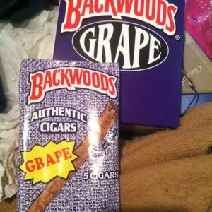 COPY - Grape and Vanilla Backwoods